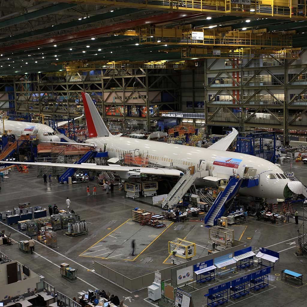 25 30 Seattle: Future Of Flight Aviation Center & Boeing Tour