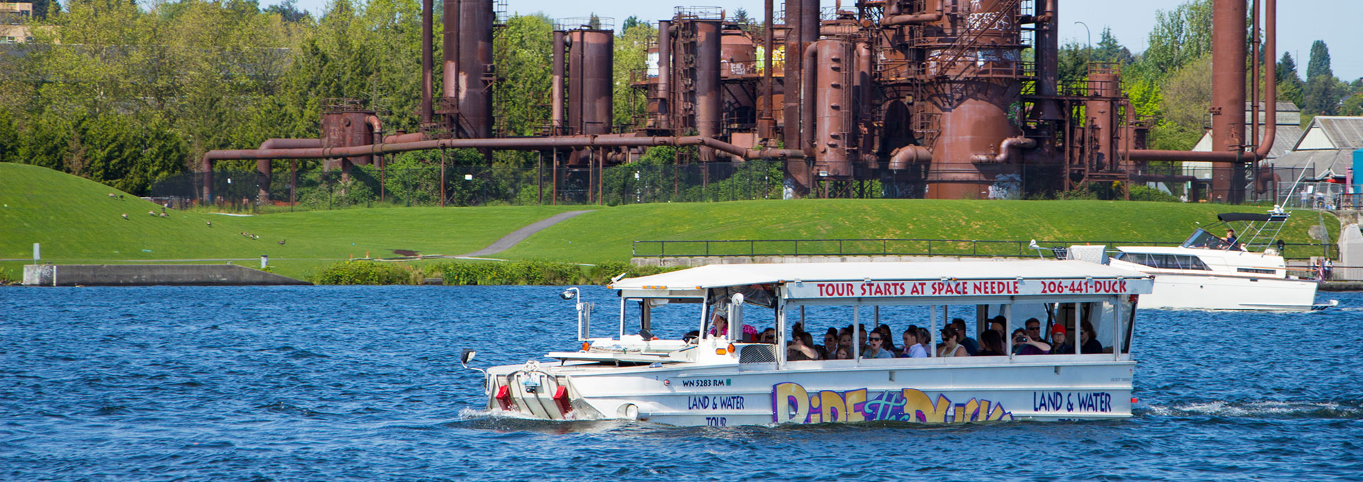 Duck Tour Seattle Coupon