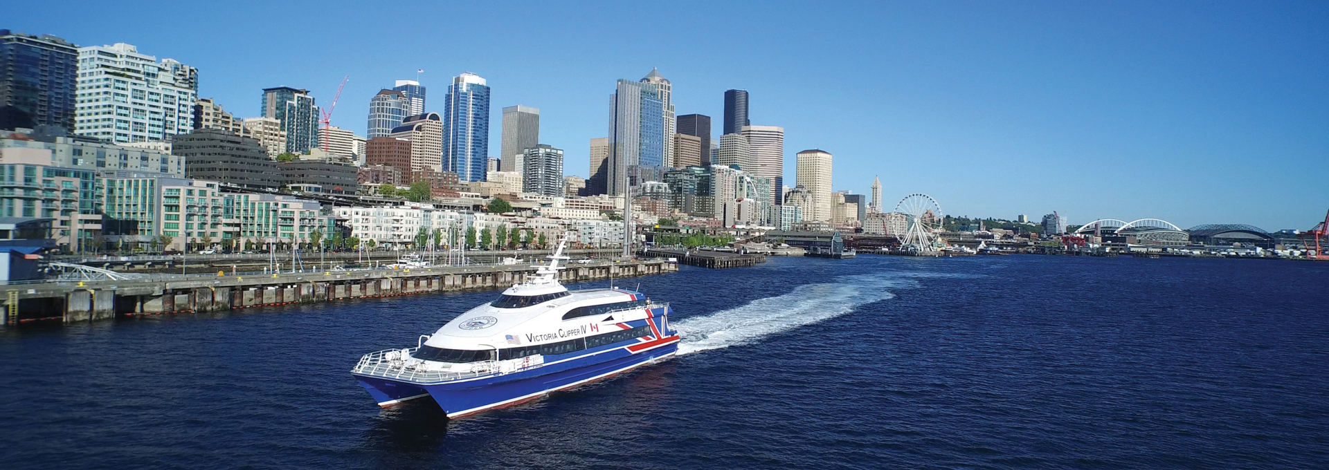 Clipper Vacations offer round trips from Seattle to Victoria. With Victoria Clipper coupons, you can enjoy the ease and breeze of maritime travel at a discounted price. The coupons are obtained using a Clipper Vacations promo code. Clippers Vacations is the best way to enjoy a maritime experience using the Victoria Clipper's fleet ferry.