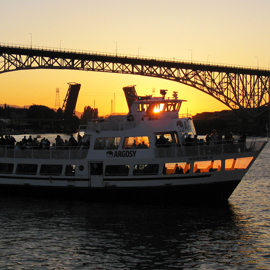 May The Fourth Be With You Waterside: Argosy Cruises