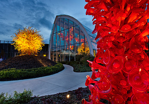 Chihuly Garden & Glass PSAC-Button-Arts-and-Culture