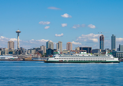 Seattle the unlimited possibility of a single day – Seattle Tourist Map