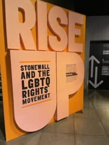 Rise Up at Museum of Pop Culture