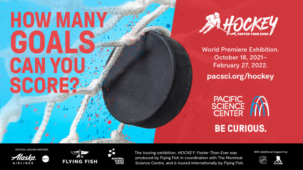 HOCKEY: Faster Than Ever coming to PacSci this October!